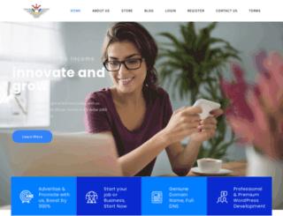 vishalkumar.com screenshot