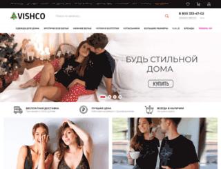 vishco.ru screenshot