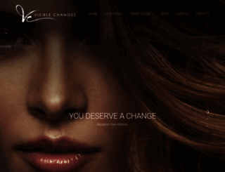 visiblechanges.com screenshot