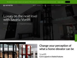 visiliftelevators.com screenshot