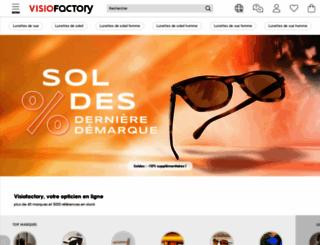visiofactory.com screenshot