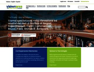 visionarea.net screenshot