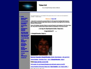 visionias.cfsites.org screenshot