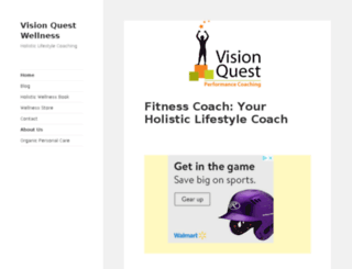 visionquestwellness.com screenshot