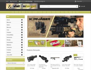 visiontarget.net screenshot