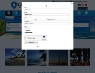 visiontravel.com.br screenshot