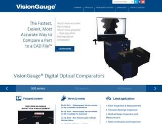 visionxinc.com screenshot