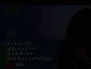 visiopharm.com screenshot