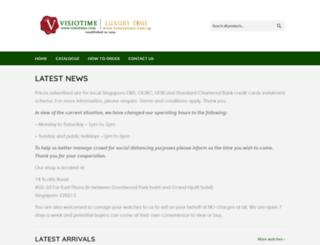 visiotime.com screenshot