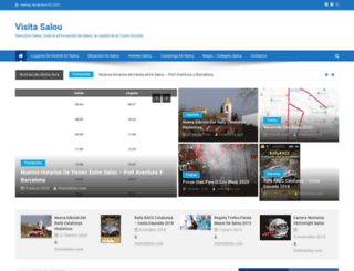 visitasalou.com screenshot