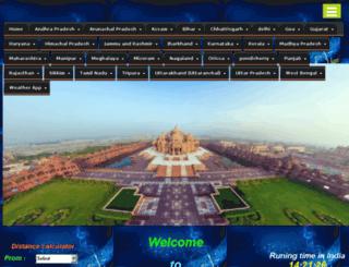 visitindia4u.com screenshot