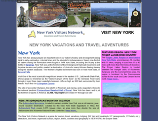 visitnewyorkstate.net screenshot