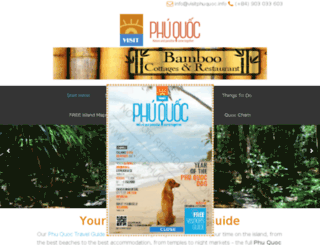 visitphuquoc.info screenshot