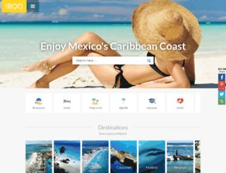 visitroo.com screenshot