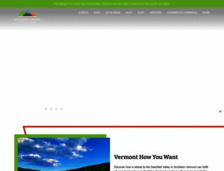 visitvermont.com screenshot
