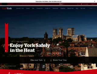 visityork.org screenshot