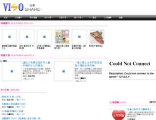 visoshare.com screenshot