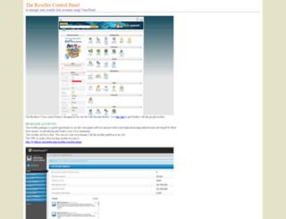 vista-panel.com screenshot