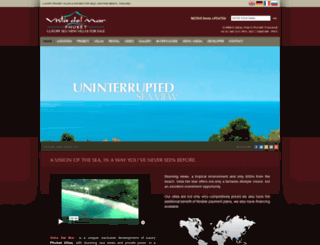 vistadelmarphuket.com screenshot