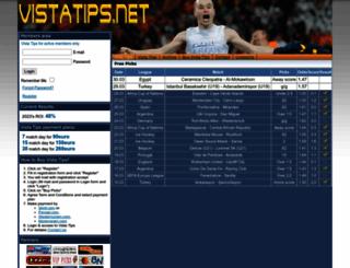 vistatips.net screenshot
