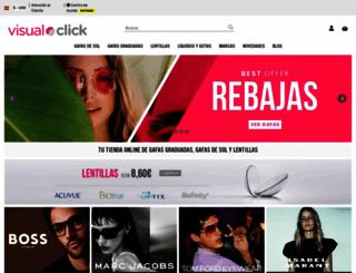 visual-click.com screenshot