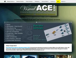 visualace.com screenshot