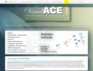 visualacegold.com screenshot