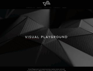 visualplayground.com.au screenshot