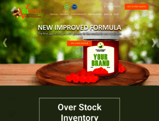 vitakem.com screenshot