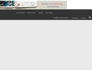 vitalia.pl screenshot