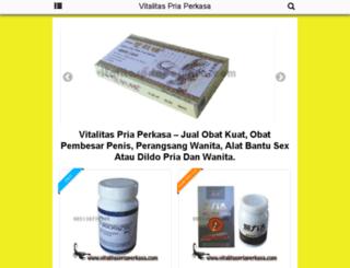 vitalitaspriaperkasa.com screenshot
