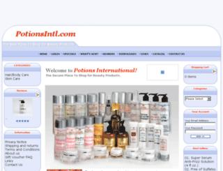 vitaltleaf.chainreactionweb.com screenshot