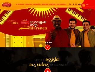 vitarella.com.br screenshot