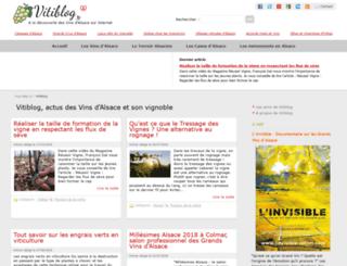 vitiblog.fr screenshot
