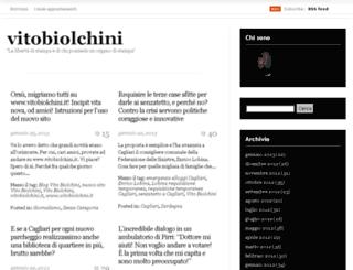 vitobiolchini.wordpress.com screenshot