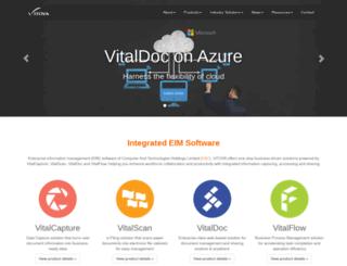 vitova.com screenshot