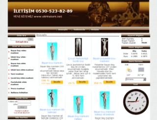 vitrinmankenleri.org screenshot