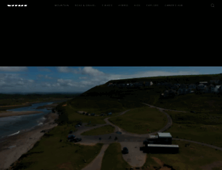 vitusbikes.com screenshot