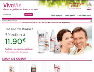 viva-vie.fr screenshot