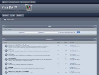 vivadatv.org screenshot