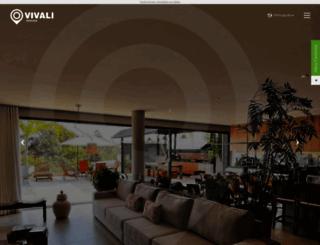 vivaliimoveis.com.br screenshot