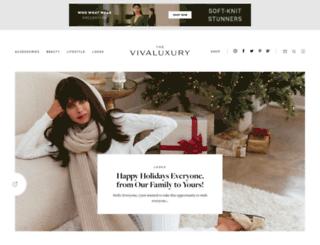 vivaluxury.blogspot.com screenshot