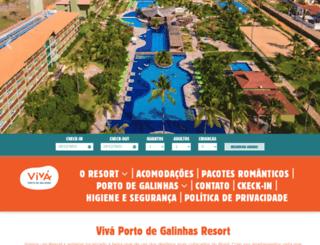 vivaportodegalinhas.com.br screenshot