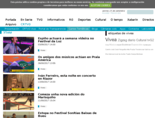 vivea.gal screenshot