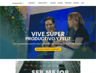 vivesmart.com screenshot