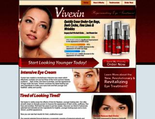 vivexin.co.uk screenshot