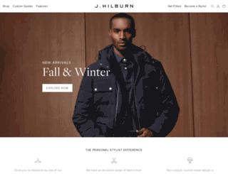 vivianclifton.jhilburn.com screenshot