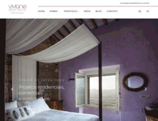 vivianedinamarco.com.br screenshot