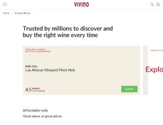 vivino.com screenshot