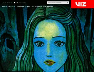 viz.com screenshot